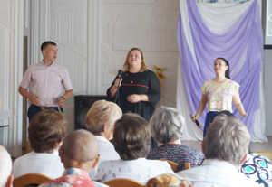Бацькоўскі край – найпершая святыня