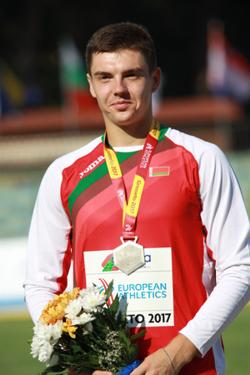 Алексей Котковец – серебряный призер чемпионата Европы