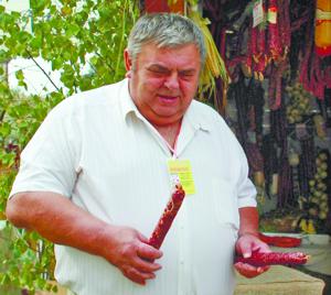 Колбасный рай от «Кооппрома»